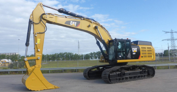 Used construction equipment sold by Ritchie Bros.